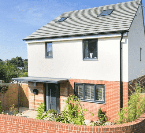 8 new dwellings – Frome, Somerset