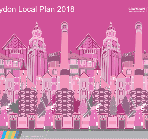 Croydon Local Plan 2018 – Representations leading to alterations to the plan
