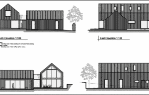 Combe Hay – redevelopment of previously developed site
